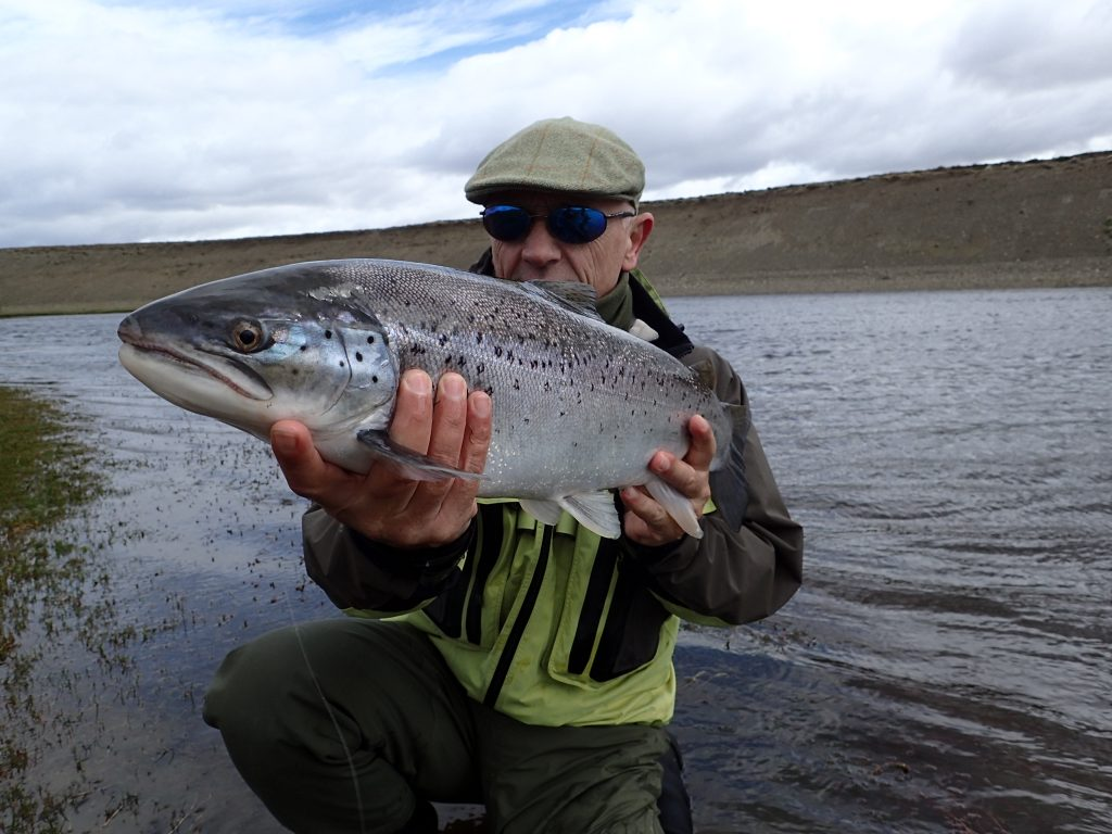 where to catch sea trout
