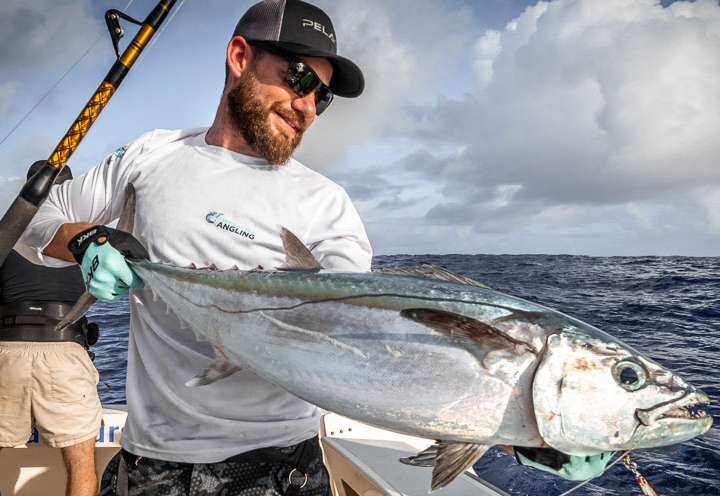 DOGTOOTH TUNA | HAWKINS BANK | RODRIGUES ISLAND