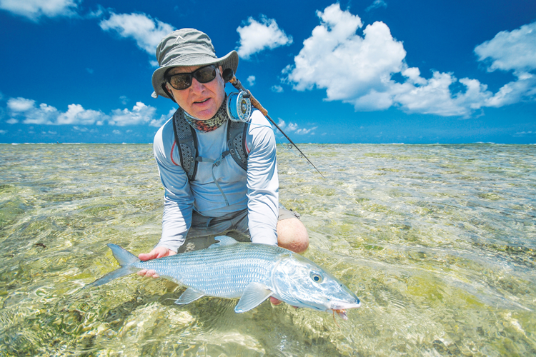 bonefish fly fishing