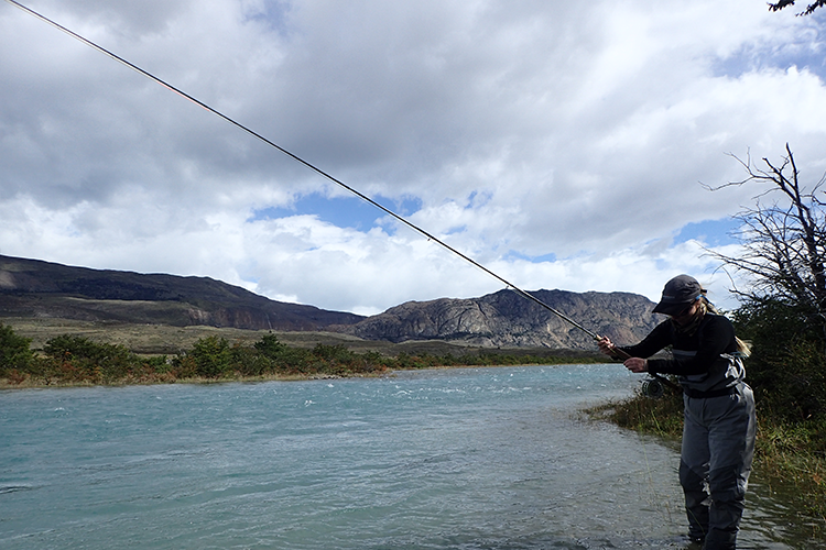 king salmon fishing tips casting