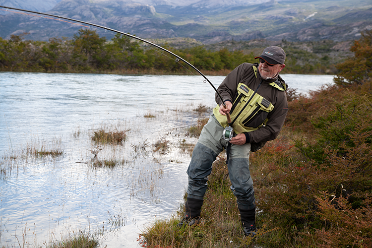 king salmon fishing tips fight
